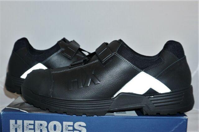 Haix Airpower G3 Low UK 14 EU 50 US 15 Arbeitschuhe Schuhe NEU!