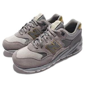 New Balance WRT580JB B Molten Metal Grey Gold Women Running Shoes WRT580JBB