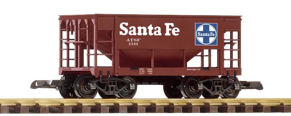 Piko 38887 Santa Fe Ore Car Road No 2508 G Scale Trains Freight Cars