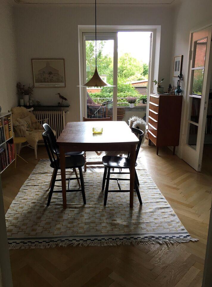 Byttes.3-værelses andelslejlighed på Frederiksb...