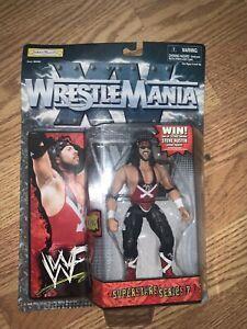 1998 Jakks WWF Superstars Series 7 Wrestlemania XV BCA X-Pac Wrestling Figure