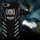 Water&Shockproof Batman Metallic Aluminum Bumper Case For iPhone+Batman Logo