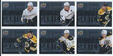 2012-13 Upper Deck SILVER SKATES INSERT CARDS- You Pick To Complete Your Set