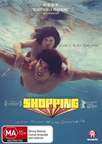 1 of 1 - Shopping (DVD, 2013)- brand new sealed free postage! new zealand