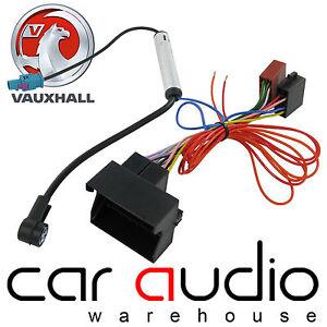 Vauxhall Insignia Car Radio Fakra Booster Amplified Aerial Antenna Adaptor