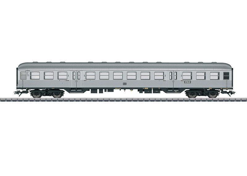 h0 43800-carro trasporto locale  Silberling  DB 2. classe Merce Nuova