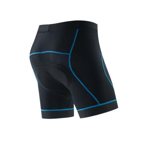Wulibike Men/'s Biking Underwear Soft Padded Cycling Undershorts MTB Liner Shorts