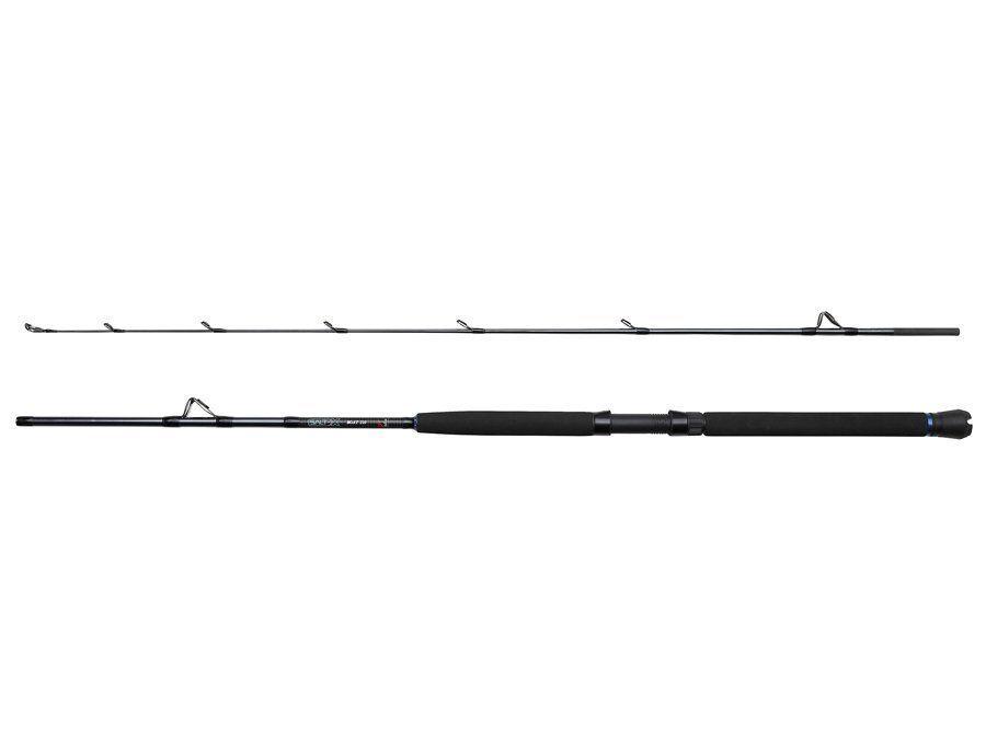 D.A.M. Salt-X  Boat 1+1 1.90m 1-section Cañas de mar NUEVO 2019  salida de fábrica