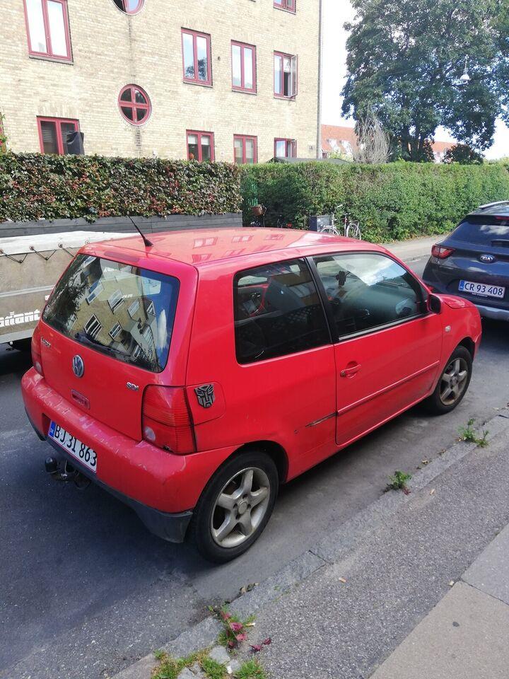 VW Lupo, 1,7 SDi, Diesel