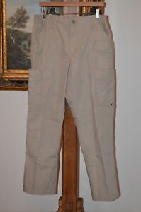 newest autumn shoes huge inventory Details about GG TACTICAL TROUSER Khaki Genuine Gear Cargo Pant SZ 36 x 32  NWT