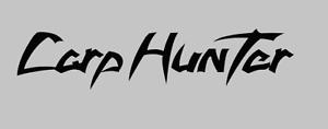 Carp Hunter Karpfen Angeln Aufkleber Auto Style Sticker Tuning Jdm