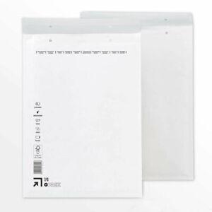 245 x 350 mm C4 Weiss 100 x Luftpolstertaschen Versandtasche Größe G//7 DIN A4