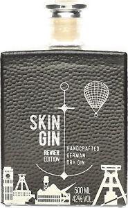 Skin Gin Revier Edition - 42% Vol. / 0,5 Liter Flasche