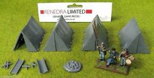 TENTS – RIDGE TENTS RENEDRA Wargame Scenery & Terrain 28mm