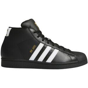 Details about adidas Originals Pro Model Mens's High Top SuperStar  Sneaker,B39368