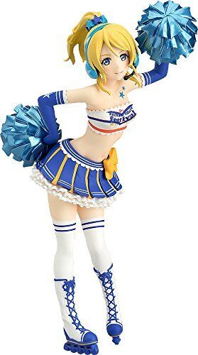 FigFIX 010 Love Live  ERI AYASE Cheerleader Ver PVC Figure Max Factroy NEW