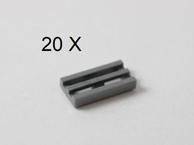 LEGO® Dark Tan Tile 2 x 2 Design ID 3068b