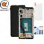 LCD-Ecran-tactile-Huawei-Y7-2019-Enjoy-9-Noir-Chassis-Frame-Cadre-DUB-LX1 miniature 1