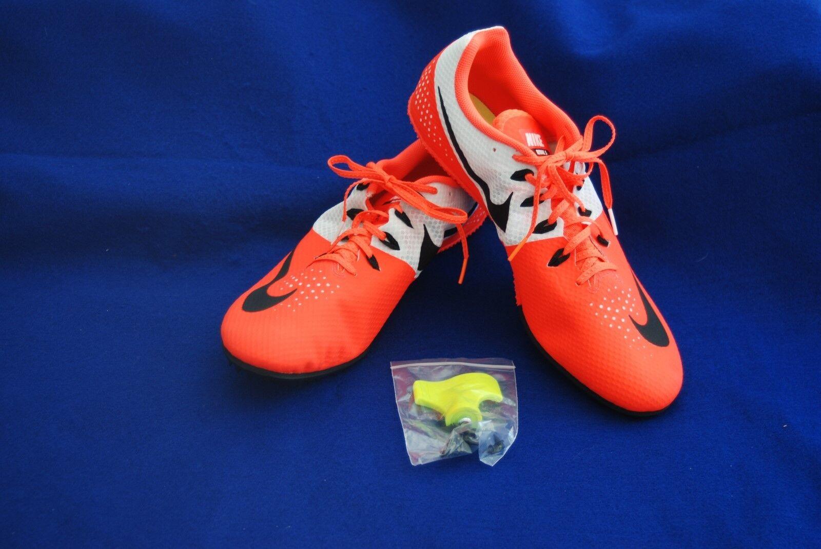 Nike Track Zoom rival S8 hombre Track Nike spikes 806554-800 total Crimson Blanco comodo bb0db3