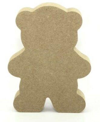 HEART CUT OUT PAPA  Free Standing Large MDF 18mm thick Freestanding