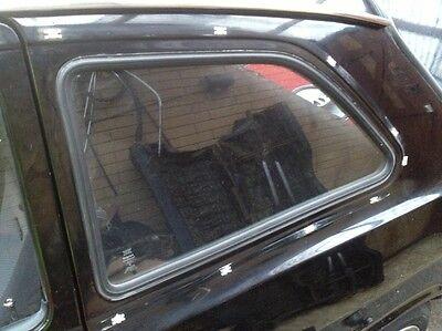 Window Chrome Trim Clipset Mk1 Escort RS 2000 Mexico Twin Cam 1300GT RS 1600 AVO