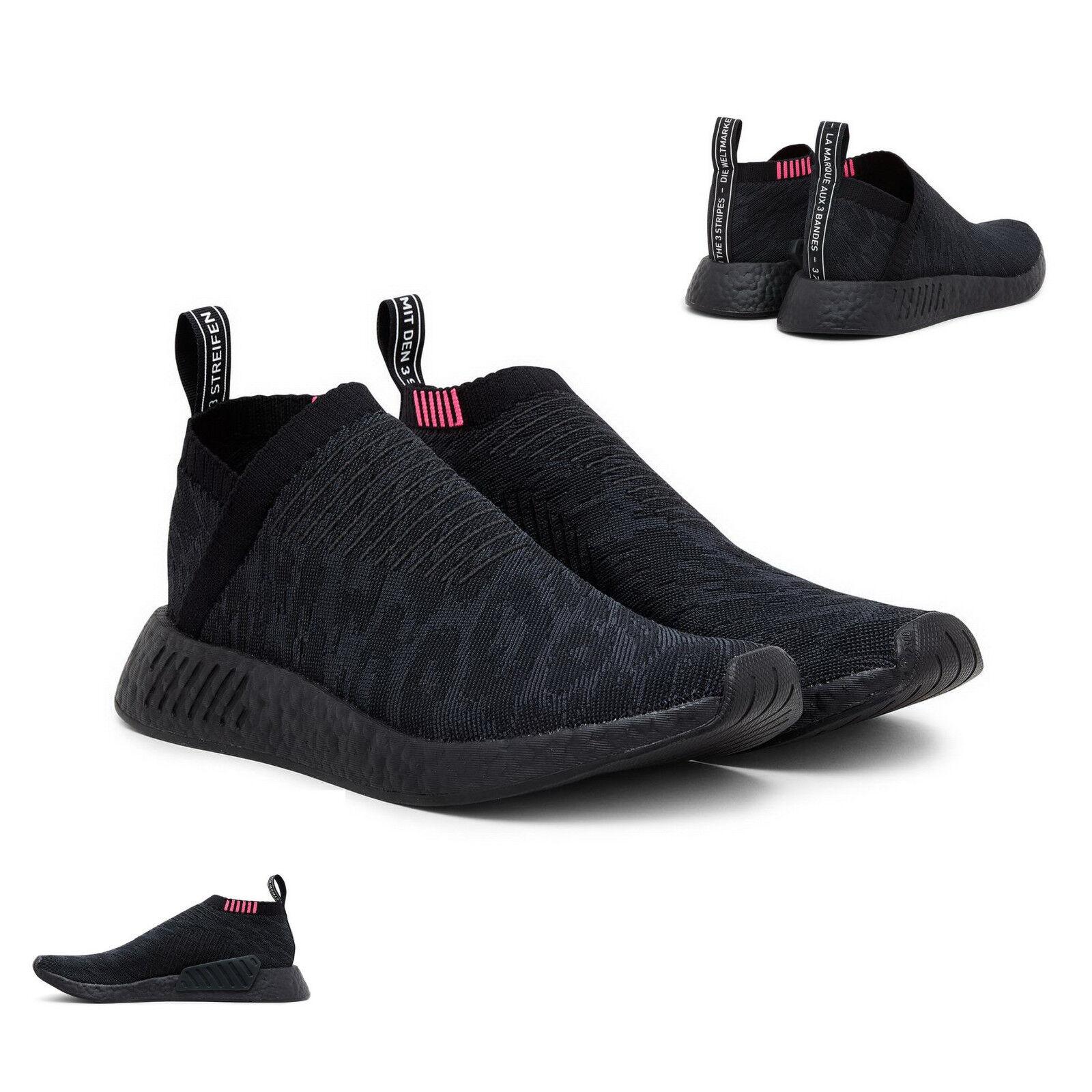 ADIDAS NMD cs2 PK Primeknit citysock Sneaker cq2373 Nero