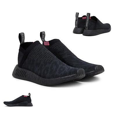Details zu adidas NMD CS2 PK Primeknit Citysock Herren Sneaker CQ2373 schwarz