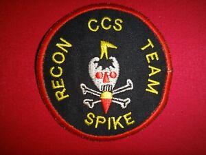 Eeuu-Recon-Equipo-Rt-Pua-Ccs-Macv-Sog-5th-Especial-Fuerzas-Grupo-Vietnam-War-UTP