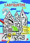 Verflixte Labyrinthe: irre Irrgärten zum Malen und Rätseln von Katja Mensing (2016, Taschenbuch)