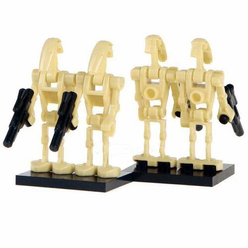 Lego Compatible Star Wars Battle Droid Mini Figures Army Bundle