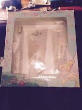 Brand new in box Tinkerbell Disney Pixie Dust perfume gift set glitter lip gloss