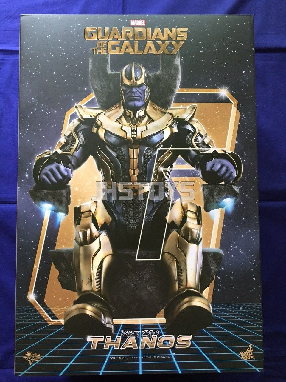 Nuovo Caliente giocattoli 1 6 Guardians of the Galaxy Thanos Thanos Thanos MMS280 1ab00a