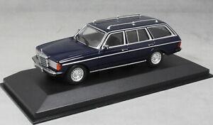 Minichamps-maxichamps-Mercedes-Benz-230TE-W123-en-Azul-1982-940032211-1-43-Nuevo