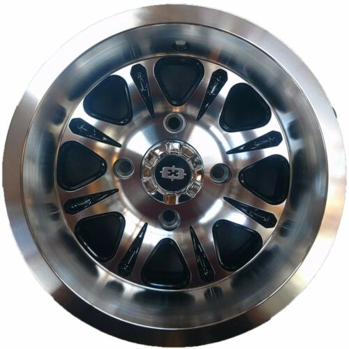 FOUR ATV RIMs WHEELs fits Yamaha Wolverine R-Spec IRS 547 SPIRIT 12x7 12x8 4//110