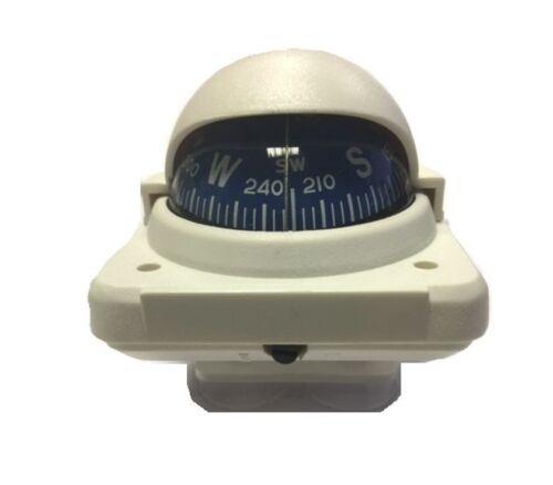 Small Compass White Car boat truck