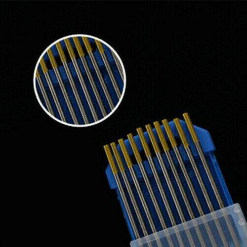 10 Stück Wolframelektrode Verbrauchsmaterial Ausrüstung Löten Wolframnadel