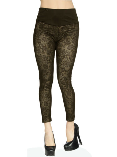 Women Fashion Warm Fur Lined Winter Leggings Skinny High Waist Pencil Pants