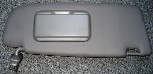 VW / Audi Sonnenblende Rechts Dunkel Grau 3B0857552