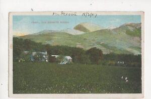 Paarl The Granite Rocks South Africa 1907 Postcard 319b - Aberystwyth, United Kingdom - Paarl The Granite Rocks South Africa 1907 Postcard 319b - Aberystwyth, United Kingdom