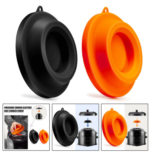 Silicone Lid Stand Holder for Pressure Cookers 5 Qt 6.5 Qt 8 Air Fryer Quart
