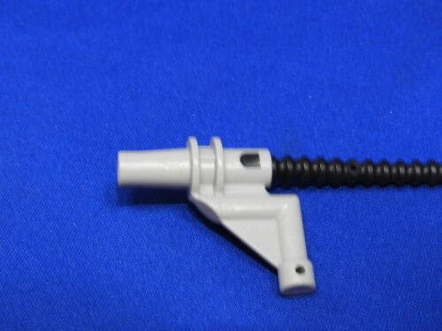 Lego Duplo Black Hose w// Rubber End /& Gray Nozzle Fire or Gas Station Pump