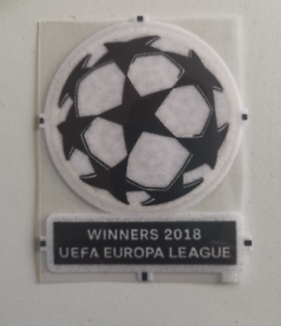 2017 2018 uefa europa league winner patch ebay ebay