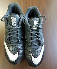 item 8 Nike Vapor BSBL Boys Shoes Size 7.5 Youth Baseball Cleats Black And  White -Nike Vapor BSBL Boys Shoes Size 7.5 Youth Baseball Cleats Black And  White