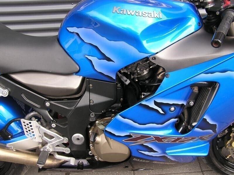Kawasaki, ZX12R, ccm 1199