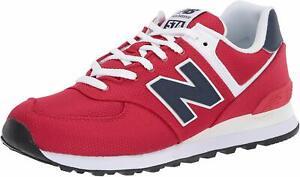 New-Balance-574v2-Sneaker-Uomo-ML574SCH-RED-SCARPA