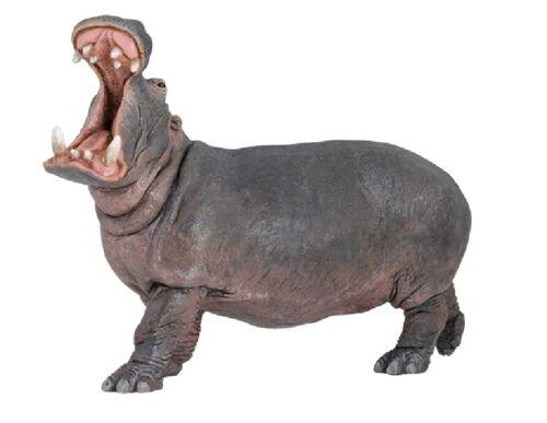Papo 50051 HIPPOPOTAME 14 cm Animaux Sauvages