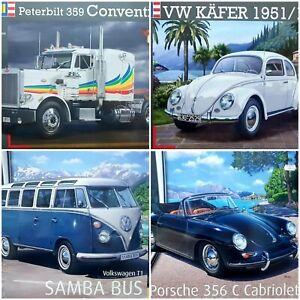 Revell-1-16-Vehicles-New-Plastic-Model-Kit-1-16