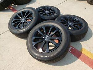 "18"" Audi Q5 Tiguan OEM wheels rim 58917 black 2015 2016 ..."