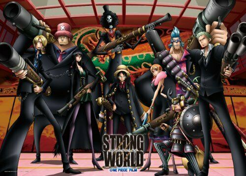 2000 Piece One piece STRONG Welt II 2000-102