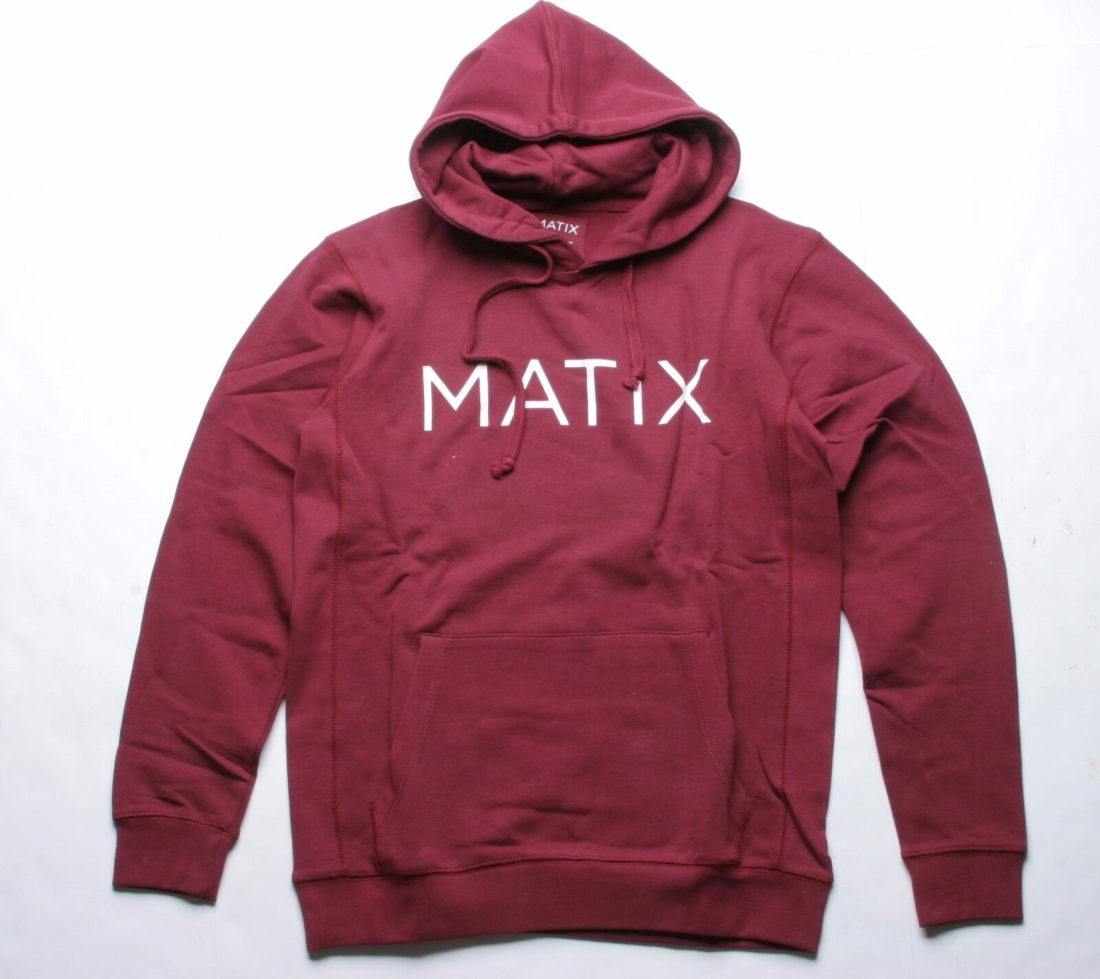 Matix Monoset F15 Hood Fleece (M) Ox Blood